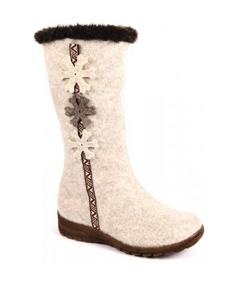 Валенки женские, фабрика обуви Юничел, каталог обуви Юничел,Челябинск f70382d9bbd