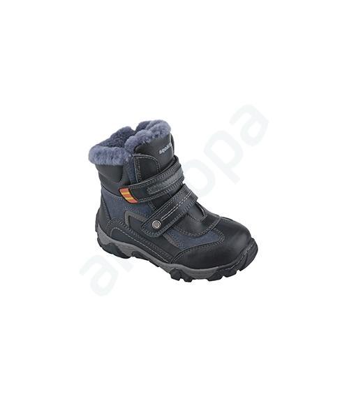 Ботинки детские дошкольные, Фабрика обуви Антилопа, г. Коломна