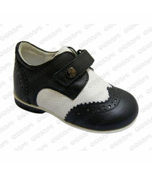 Полуботинки детские, Фабрика обуви Парижская комунна, г. Москва