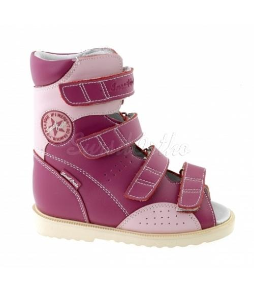 Сандалии для ДЦП детские, Фабрика обуви Sursil Ortho, г. Москва