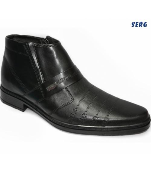 Ботинки подростковые, Фабрика обуви Serg, г. Махачкала