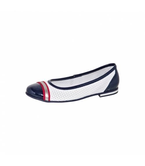 Туфли для девочек, Фабрика обуви Лель, г. Киров