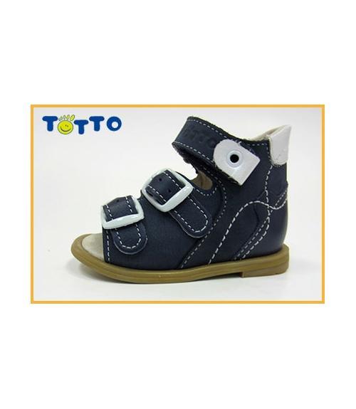 Босоножки малодетские, Фабрика обуви Тотто, г. Санкт-Петербург