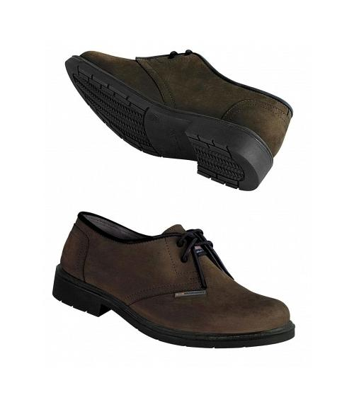 Полуботинки мужские кожаные, Фабрика обуви Модерам, г. Санкт-Петербург