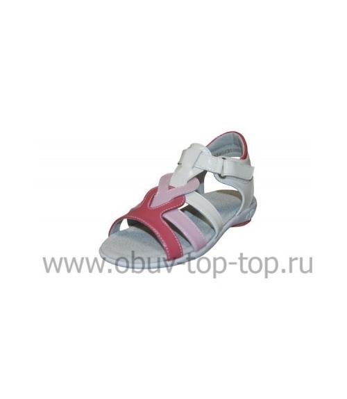 Сандалии дошкольные для девочек, Фабрика обуви Топ-Топ, г. Сызрань