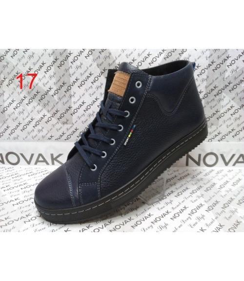 Ботинки мужские, Фабрика обуви Новак, г. Ростов-на-Дону