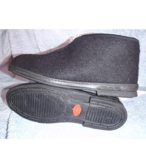 Ботинки суконные мужские, Фабрика обуви Уют-Эко, г. Пушкино