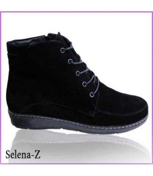 Ботинки женские Selena-Z, Фабрика обуви TOTOlini, г. Балашов