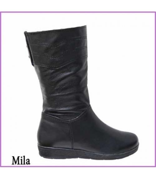 Полусапоги женские Mila, Фабрика обуви TOTOlini, г. Балашов