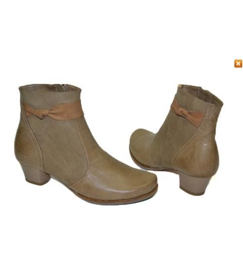 Ботинки женские, Фабрика обуви Манул, г. Санкт-Петербург