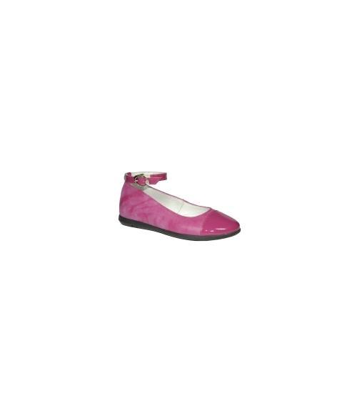 Туфли для девочек, Фабрика обуви Emtoli, г. Москва