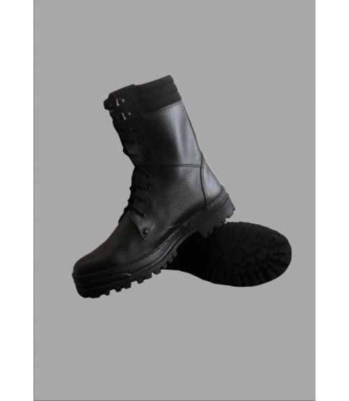 Берцы хромовые, Фабрика обуви Ной, г. Липецк
