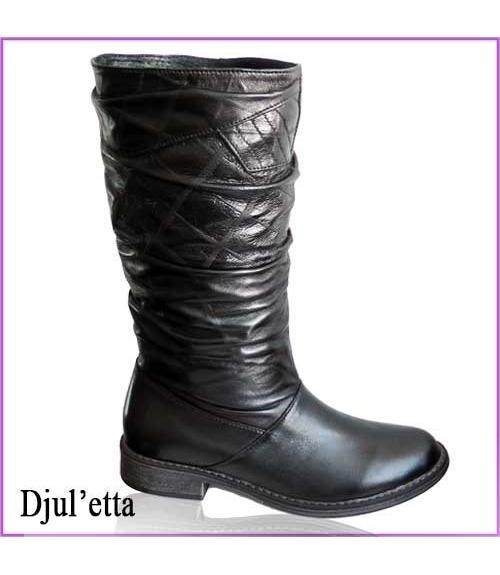 Сапоги женские Djuletta, Фабрика обуви TOTOlini, г. Балашов