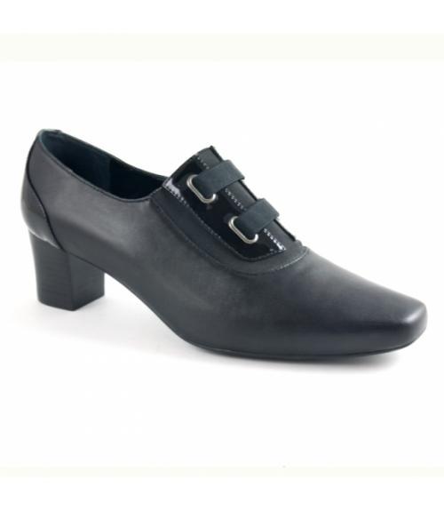 Туфли женские на полную ногу, Фабрика обуви Ортомода, г. Москва