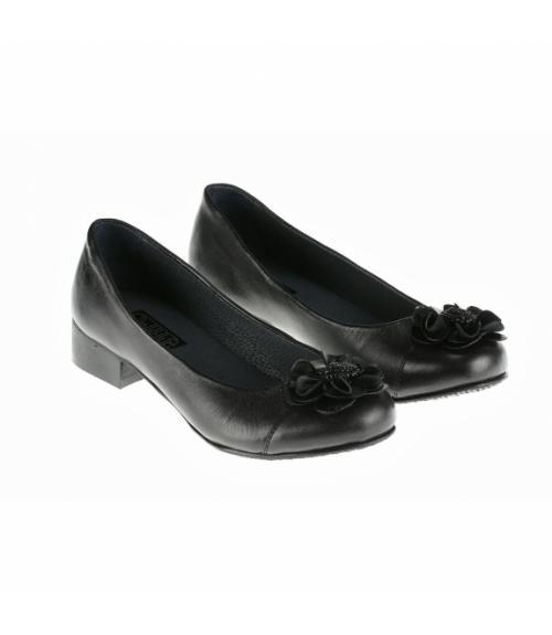 Туфли женские черные, Фабрика обуви Меркурий, г. Санкт-Петербург