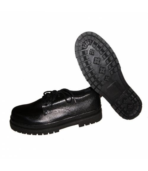 Полуботинки рабочие, Фабрика обуви Промобувь, г. Чебоксары