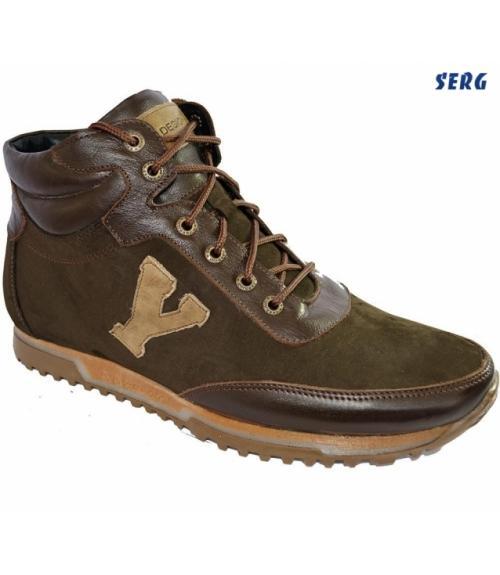 Кроссовки мужские зимние, Фабрика обуви Serg, г. Махачкала
