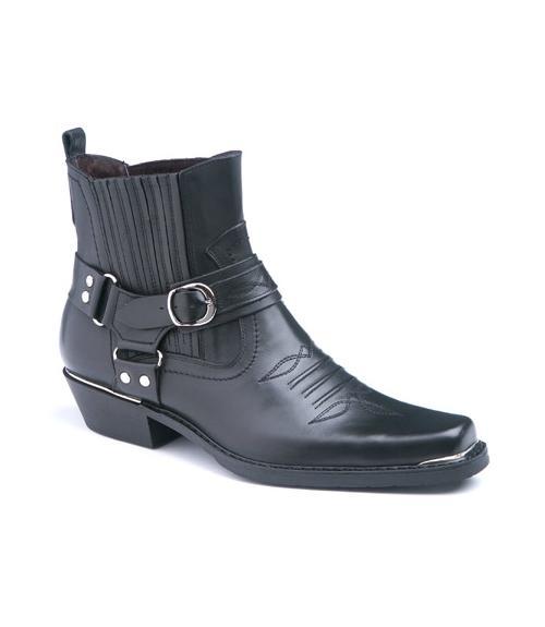 Сапоги мужские Вест, Фабрика обуви Kazak, г. Санкт-Петербург