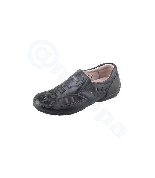 Полуботинки школьные, Фабрика обуви Антилопа, г. Коломна
