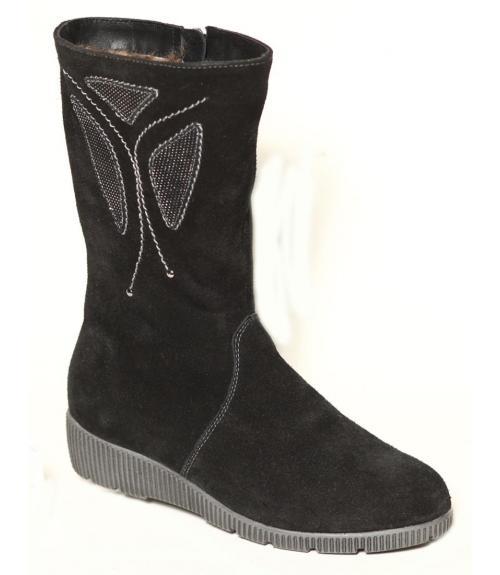 Сапоги для девочек, Фабрика обуви Омскобувь, г. Омск