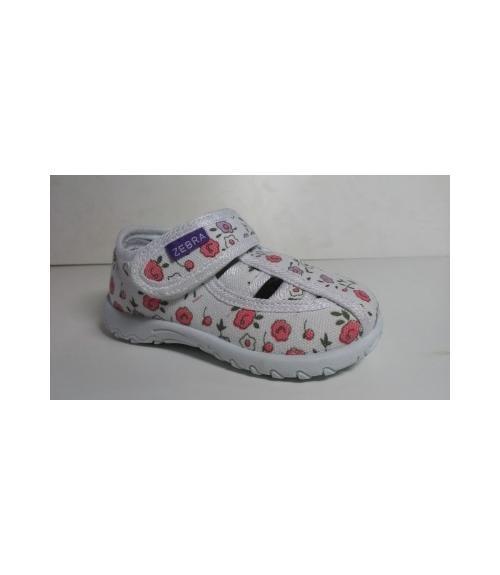 Туфли ясельные, Фабрика обуви Тучковская обувная фабрика, г. пос Тучково