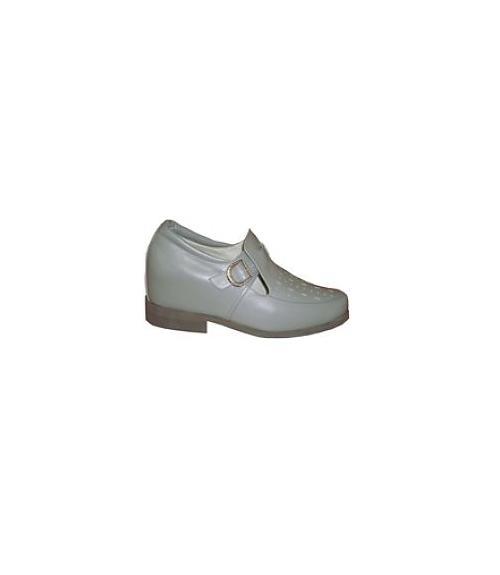 Сандалии мужские на короткую ногу, Фабрика обуви Липецкое протезно-ортопедическое предприятие, г. Липецк