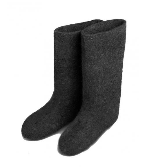 Валенки мужские, Фабрика обуви Выльгортская сапоговаляльная фабрика, г. с. Выльгорт