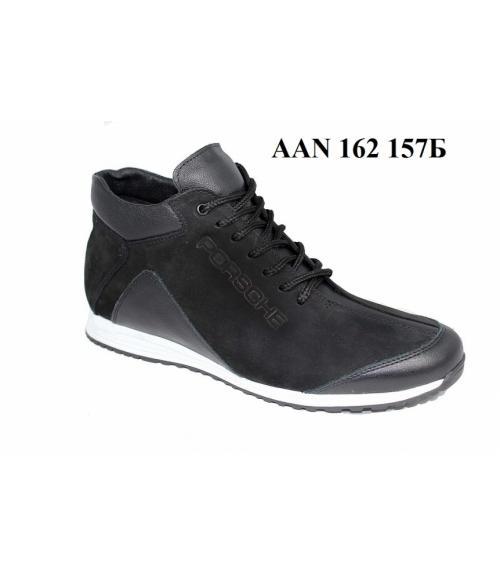 Ботинки мужские спортивные, Фабрика обуви Gassa, г. Москва