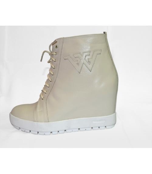 Ботинки женские, Фабрика обуви Атва, г. Ессентуки