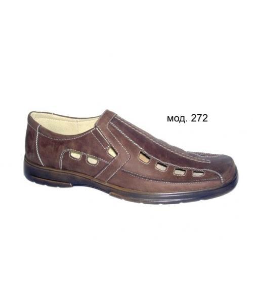 Полуботинки мужские летние, Фабрика обуви ALEGRA, г. Ростов-на-Дону