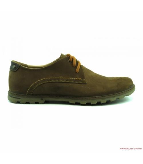 Ботинки мужские, Фабрика обуви Mallaev, г. Махачкала