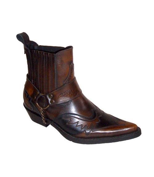 Сапоги мужские Техас new, Фабрика обуви Kazak, г. Санкт-Петербург