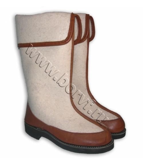 Сапоги Бурки мужские, Фабрика обуви Борская войлочная фабрика, г. Бор