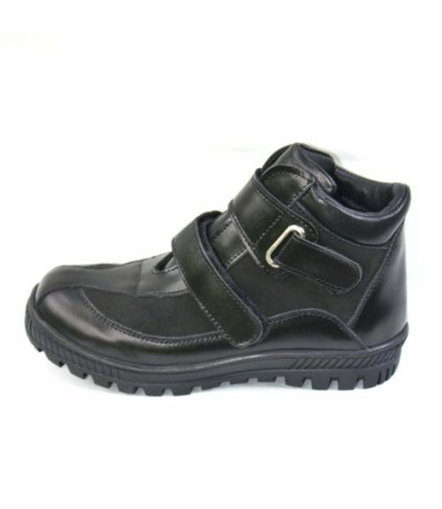Ботинки подростковые для мальчиков, Фабрика обуви Kumi, г. Симферополь
