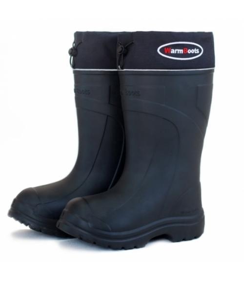 Сапоги мужские WarmBoots-45, Фабрика обуви Муромец, г. с. Ковардицы