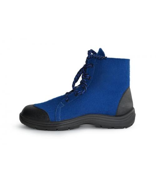 Ботинки мужские войлочные классические, Фабрика обуви Яхтинг, г. Чебоксары