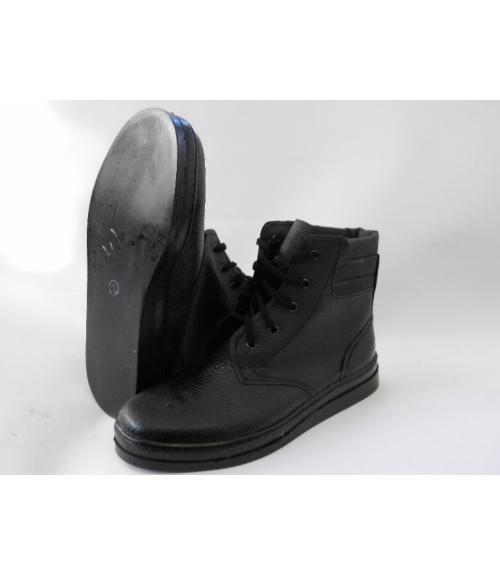 Ботинки для асфальтоукладчиков Пилот, Фабрика обуви Обувь Мастер, г. Иваново