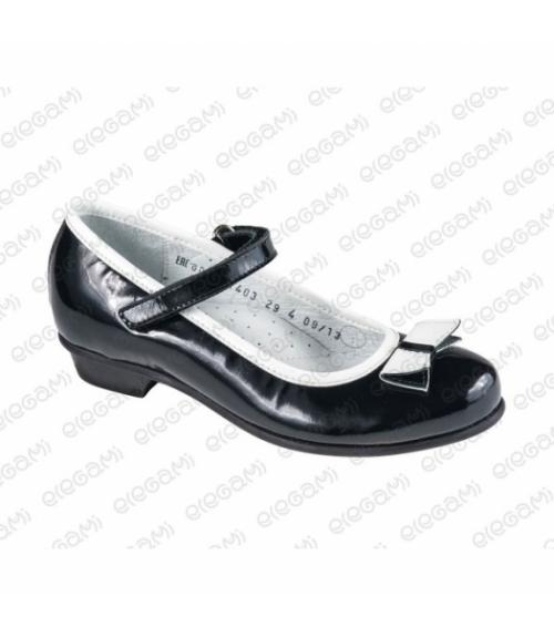 Туфли для девочек, Фабрика обуви Парижская комунна, г. Москва