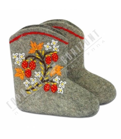 Валенки детские, Фабрика обуви Горизонт, г. Москва