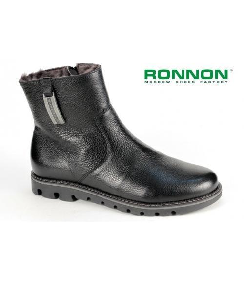 Сапоги мужские, Фабрика обуви Ronnon, г. Москва