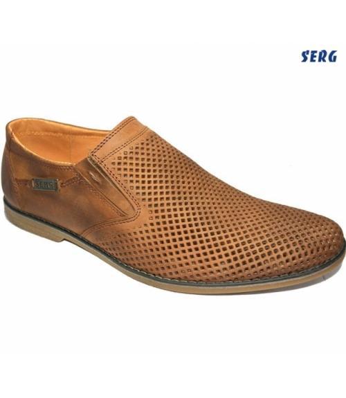 Туфли мужские летние, Фабрика обуви Serg, г. Махачкала