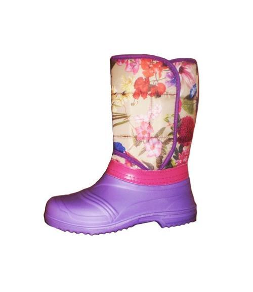 Сапоги дутики женские Аляска, Фабрика обуви Кедр, г. Воткинск