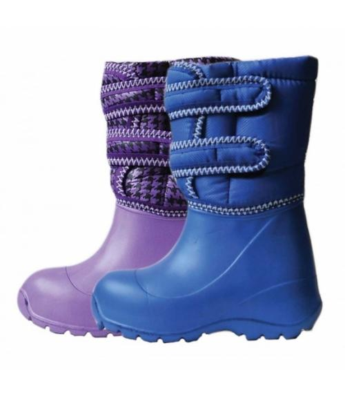 Сапоги на основе ПВХ детские, Фабрика обуви Lord, г. Кисловодск