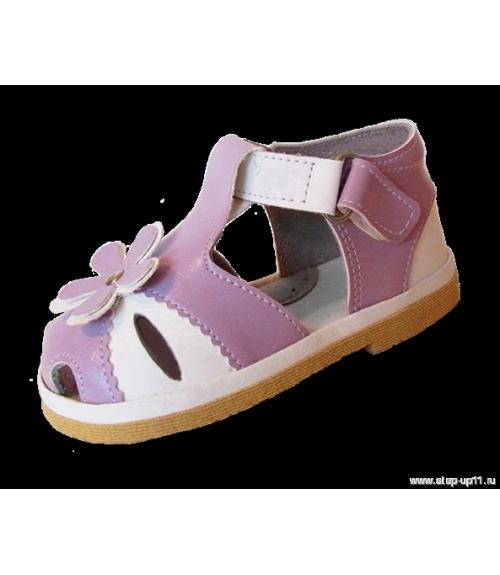 Сандалии ясельные для девочек, Фабрика обуви Стэп-Ап, г. Давлеканово