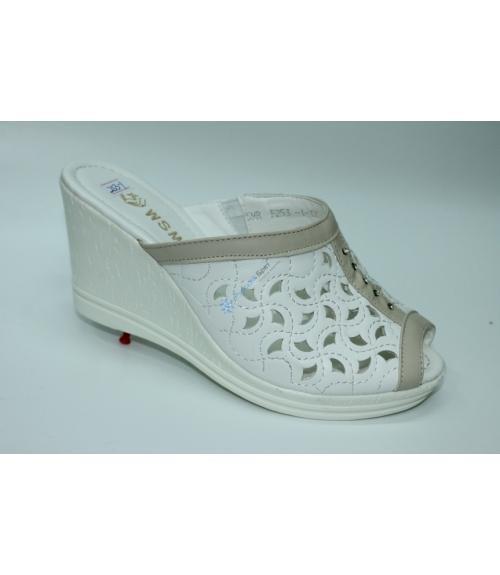 Сабо женские, Фабрика обуви Русский брат, г. Москва