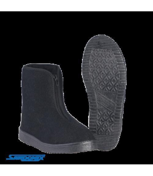 Сапоги с текстильным верхом, Фабрика обуви Sardonix, г. Астрахань