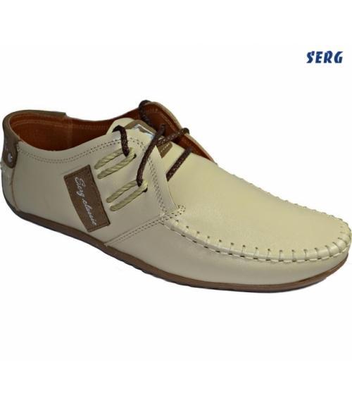 Мокасины мужские, Фабрика обуви Serg, г. Махачкала