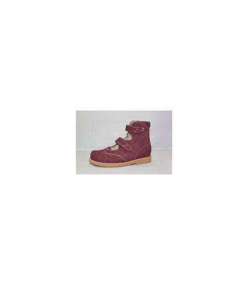 Ботинки детские ортопедические, Фабрика обуви ОртоДом, г. Санкт-Петербург