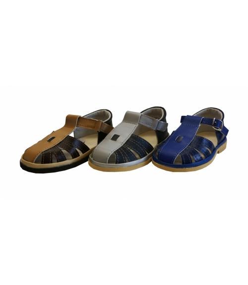 Сандалии детские для мальчиков, Фабрика обуви Пумка, г. Чебоксары