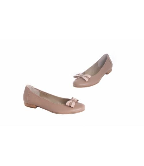 Туфли типа балетки, Фабрика обуви Sateg, г. Санкт-Петербург